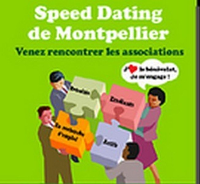Rencontre speed dating montpellier
