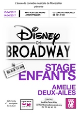 Image STAGE COMEDIE MUSICALE BROADWAY MUSICAL