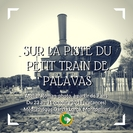 Atelier roman-photo Sur la piste du petit train de Palavas