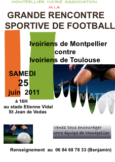 Rencontres sportives montpellier