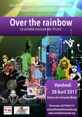 "Image SPECTACLE COMEDIE MUSICALE ""OVER THE RAINBOW"""