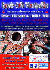 Image Repair Café Montpellier #46