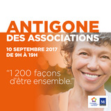 Antigone des associations 2017
