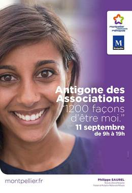 Affiche Antigone des associations 2016